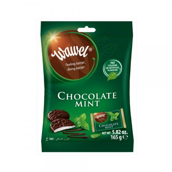 Wawel Chocolate Mints 165g 532343-V001 by Wawel