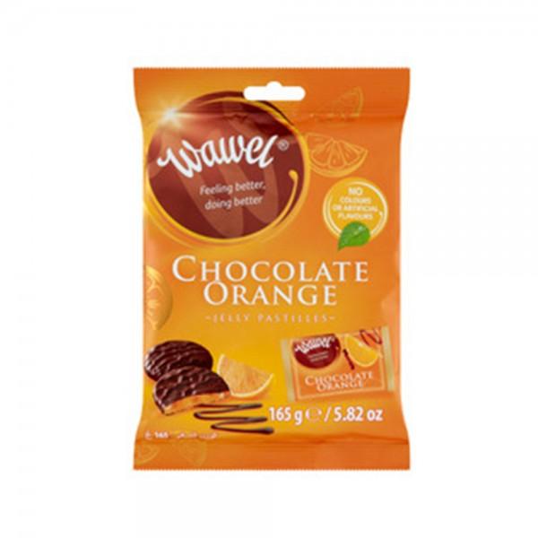 Wawel Chocolate Orange Jelly 165g 532345-V001 by Wawel