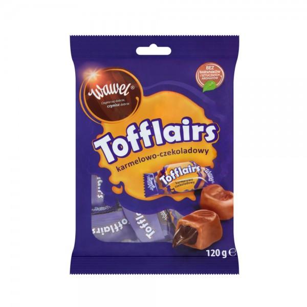 Wawel Toffliars Caramel Chocolate 120g 532346-V001 by Wawel