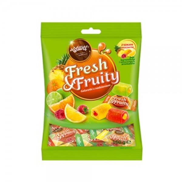 Wawel Fresh & Fruity Pure 160g 532348-V001 by Wawel