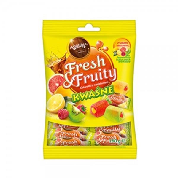 Wawel Fresh & Fruity Sour 160g 532349-V001 by Wawel