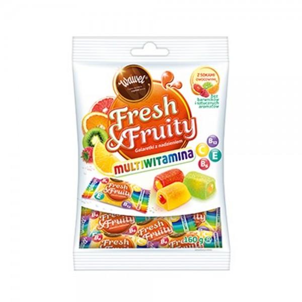 Wawel Fresh & Fruity Multivitamin 160g 532350-V001 by Wawel