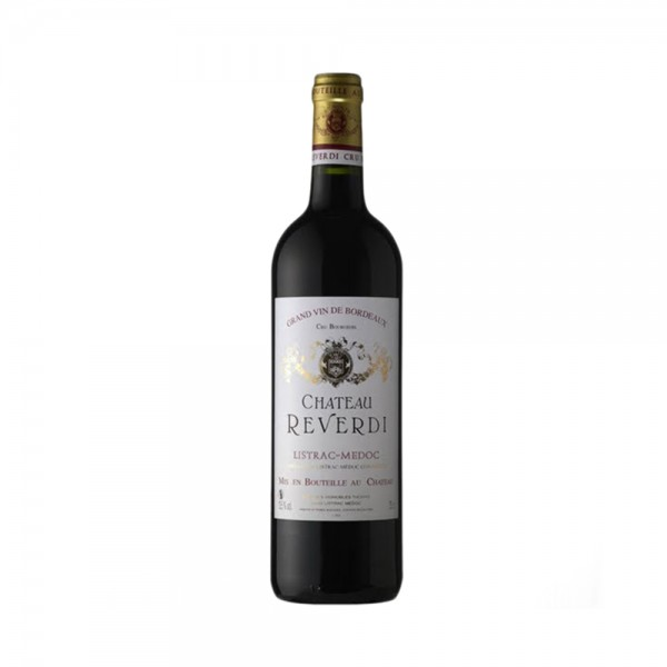 LISTRAC MEDOC ROUGE 16 532407-V001 by Chateau Reverd