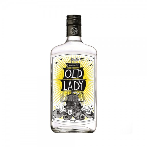 LONDON DRY GIN 532425-V001 by Old Lady
