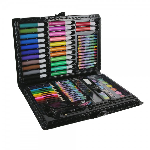 Jeux2Momes Coloring Case - 86Pc 532438-V001 by 2 Jeux Momes