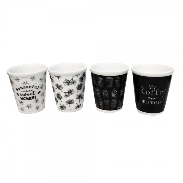 Hd Factory Espresso Cup  Wnderfl Moment 7Cl - 1Pc 532567-V001 by Home Deco Factory