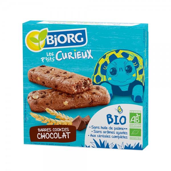 Bjorg Choco Barre Cookies Bio 532643-V001 by Bjorg