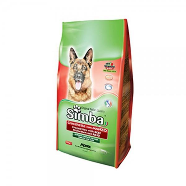 Simba Dry Dog Food Beef - 800G 532752-V001 by Simba