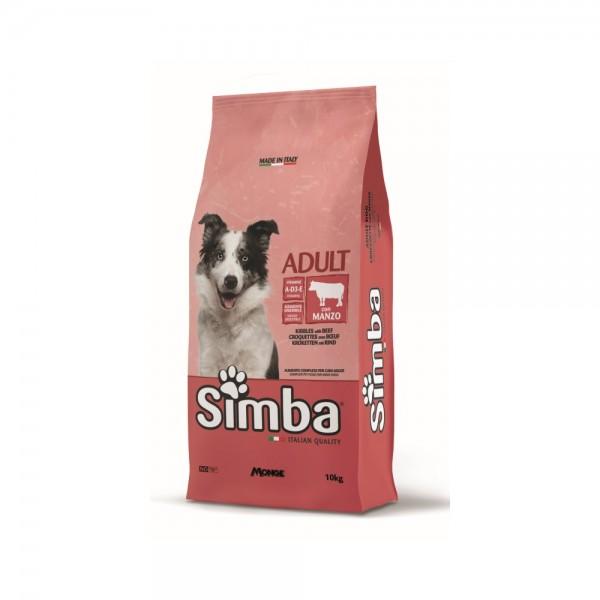 Simba Dry Dog Food Beef - 10Kg 532753-V001 by Simba