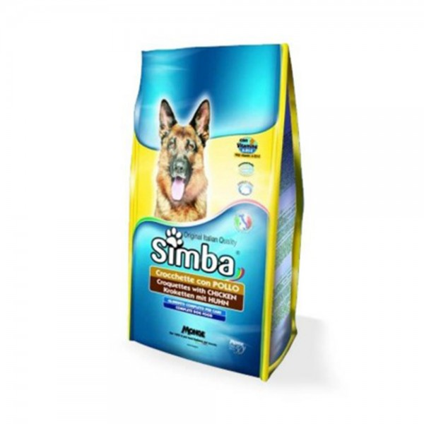 Simba Dry  Dog Food Chicken - 800G 532754-V001 by Simba