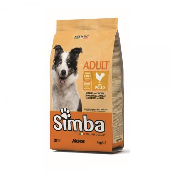 Simba Dry Dog Food Chicken - 4Kg 532755-V001 by Simba