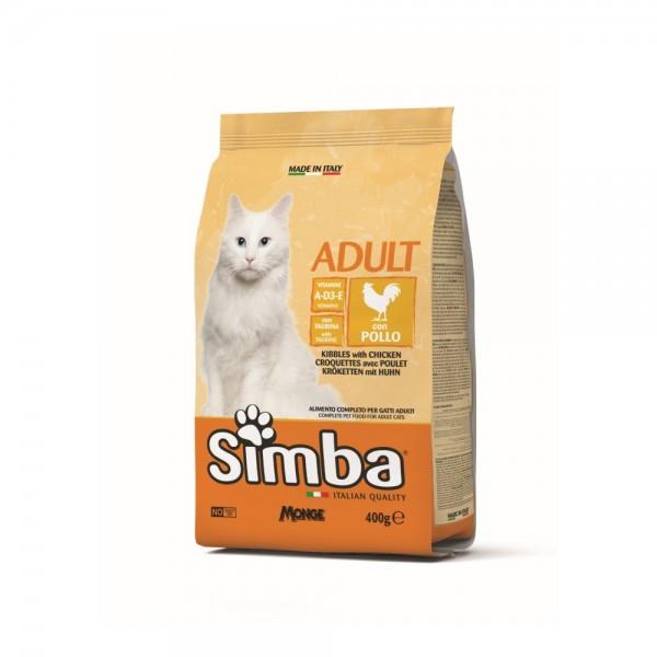 Simba Dry Cat Food Chicken - 400G 532758-V001 by Simba