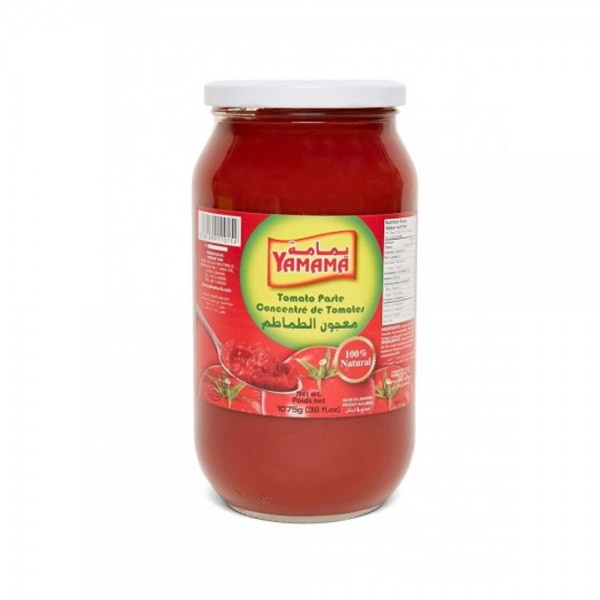 Yamama Tomato Paste 1075g 532783-V001 by Yamama