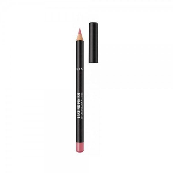 Rimmel Lipliner Last Finish Pink Candy 120 - 1Pc 532855-V001 by Rimmel