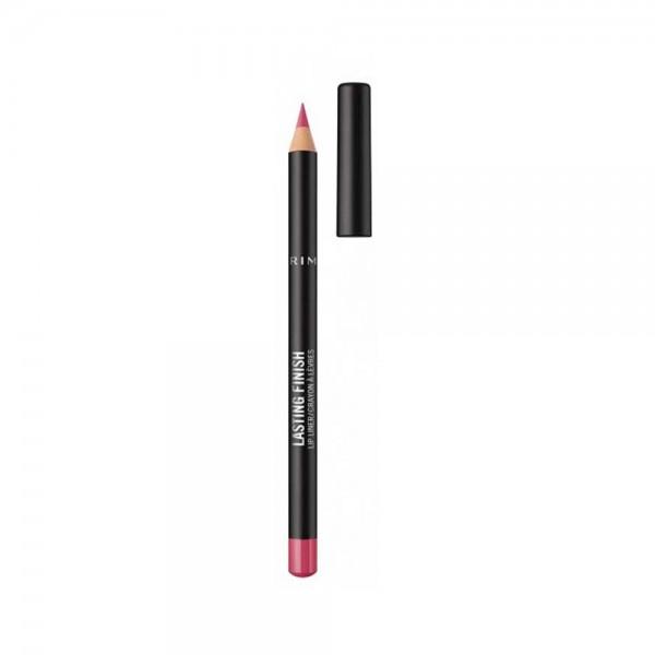 Rimmel Lipliner Last Finish Indian Pink 125 - 1Pc 532856-V001 by Rimmel