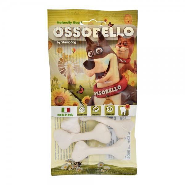 Ossobello Vegan Dog Bone Ss White 532952-V001 by Ossobello