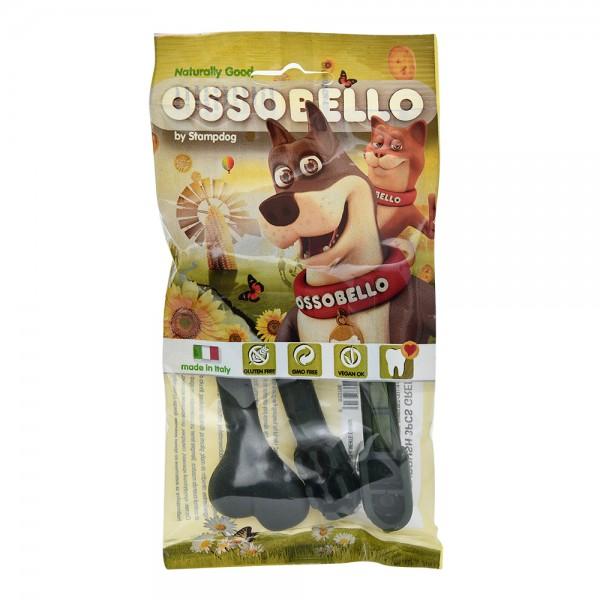 Ossobello Vegan Dog Toothbrush Green 532968-V001 by Ossobello