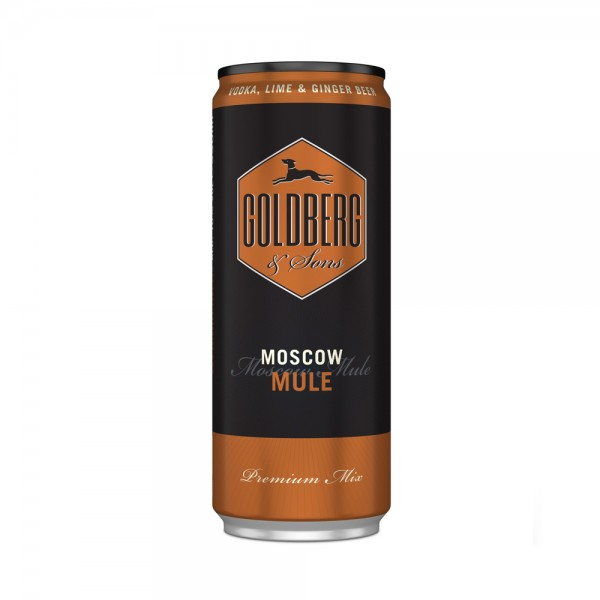 MOSCOW MULE CAN 533269-V001 by GOLDBERG