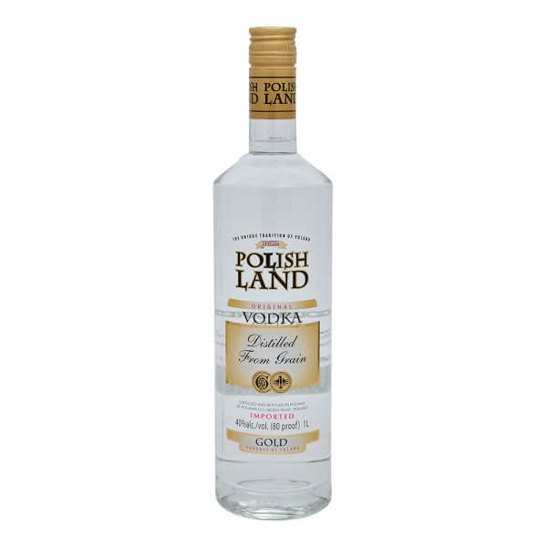 Polish Lnd Vodka Gold 533317-V001 by Polish Land