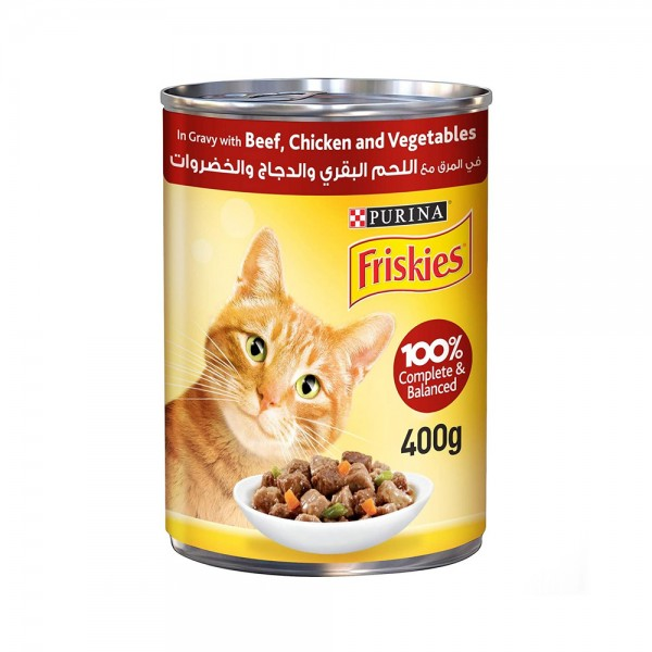CAT FOOD BEEF AND CHICKEN VEG 533344-V001 by Purina