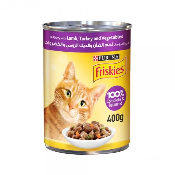 CAT FOOD LAMB AND TURKEY VEG 533348-V001 by Purina