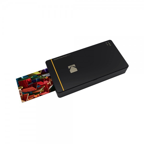 Kodak Portable Mini Photo Printer  Black 1PC 533412-V001 by Kodak