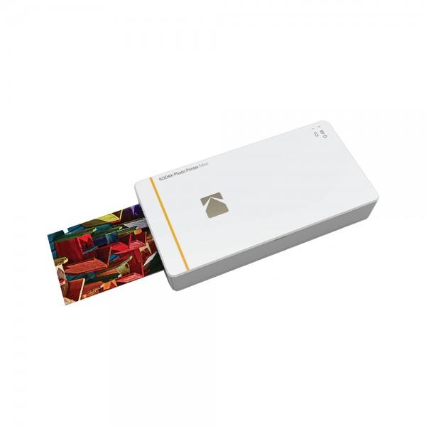 Kodak Photo Printer Mini Portable White 1PC 533414-V001 by Kodak
