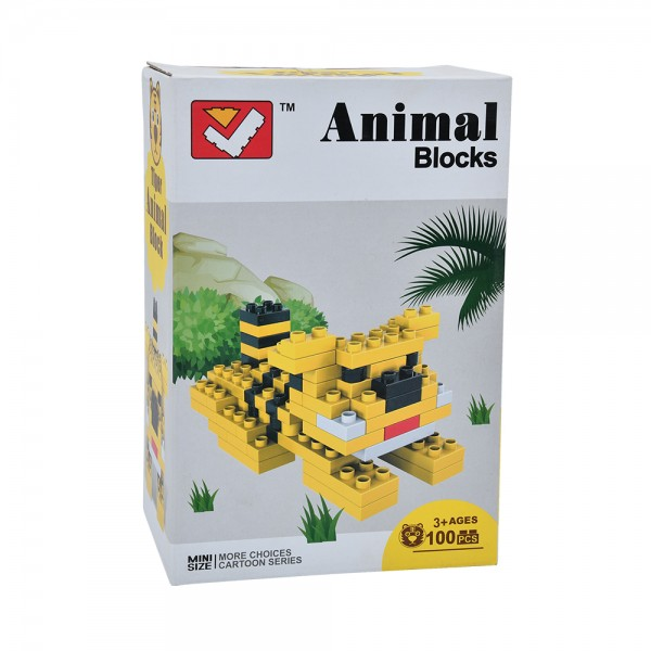 BLOCK BUILDING TOY 533661-V001 by Home Collection