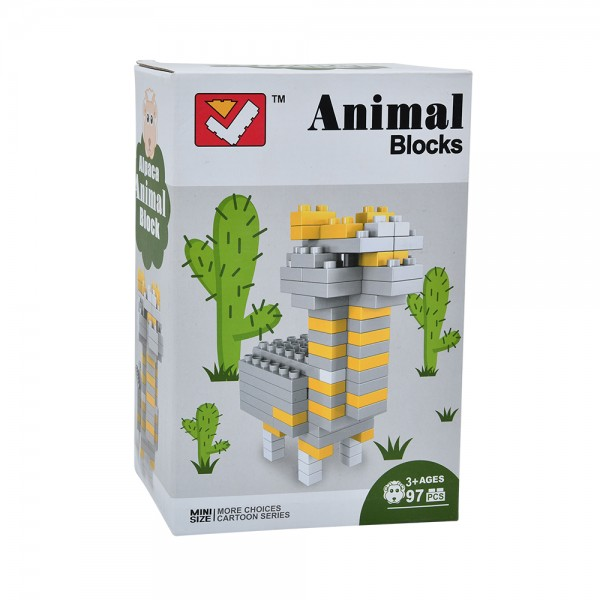 BLOCK BUILDING TOY 533662-V001 by Home Collection