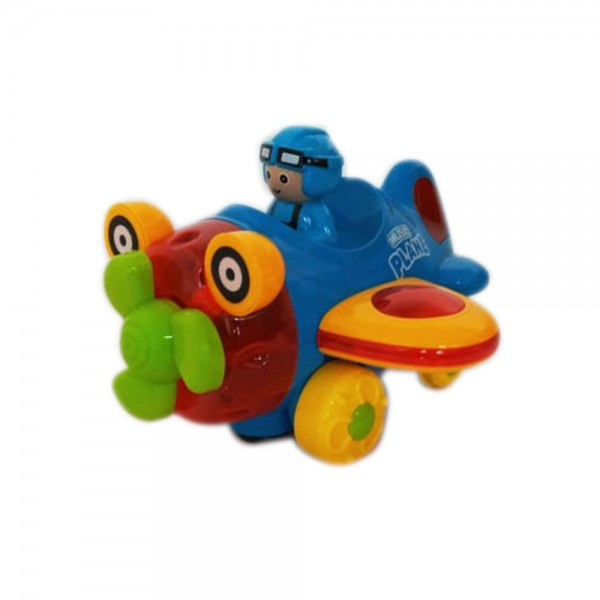 H.Goods B.O Plane W.Light+Music 533693-V001 by Home Collection