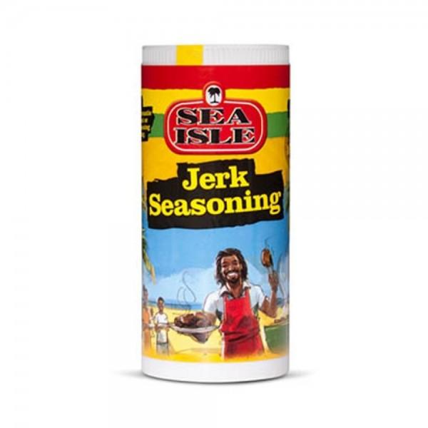 Sea Isle Jerk Seasoning 100g 533917-V001 by Sea Isle