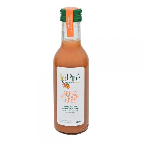 Le Pre Apple & Peach Juice 534065-V001 by Le Pre