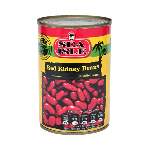 RED KIDNEY BEANS 534079-V001 by Sea Isle