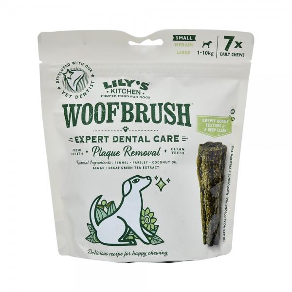Lily Ktchn Woofbrush Dog Small Mpk 534382-V001 by Lily's Kitchen
