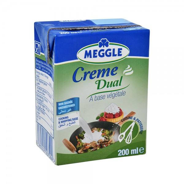 Meggle Creme Dual 200ml 534391-V001 by Meggle