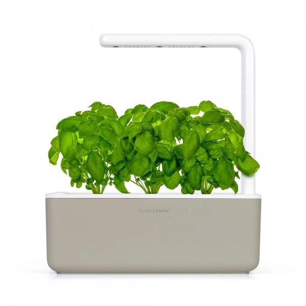 The Smart Garden 3 (Beige) 534495-V001 by Click & Grow