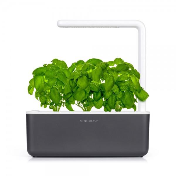 The Smart Garden 3 (Grey) 534496-V001 by Click & Grow