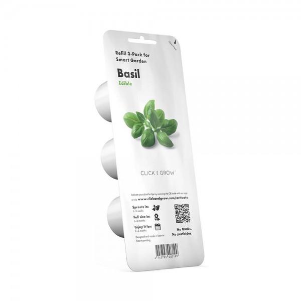 Basil Plant Pods 534504-V001 by Click & Grow