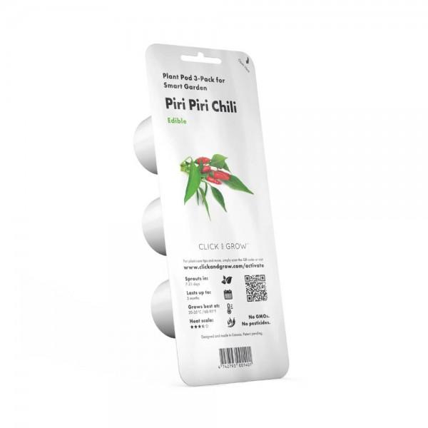 Piri Piri Chili Pepper Plant Pods 534539-V001 by Click & Grow