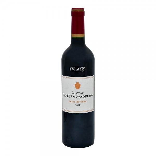 Gasqueton Saint Estephe Red 2012 534587-V001 by Chateau Capbern Gasqueton