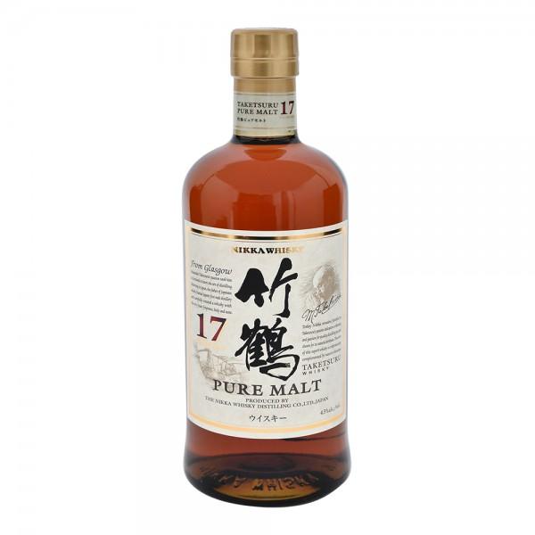 Nikka Pure Malt Taketsuru 17Y 534615-V001 by Nikka Whisky