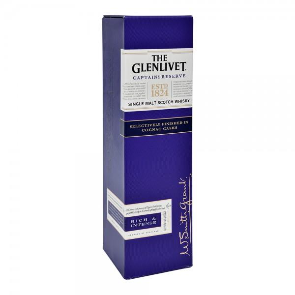 Glenlivet Single Malt Captains Reserve 534640-V001 by The Glenlivet
