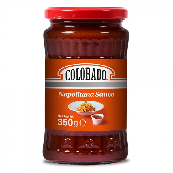 Colorado Napolitana Sauce 350g 534673-V001 by Colorado