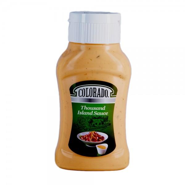 Colorado Thousand Island Sauce Bottle 310g 534712-V001 by Colorado