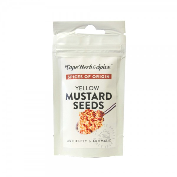 YELLOW MUSTARD SEEDS UPGRADE 534722-V001 by Cape Herb & Spice