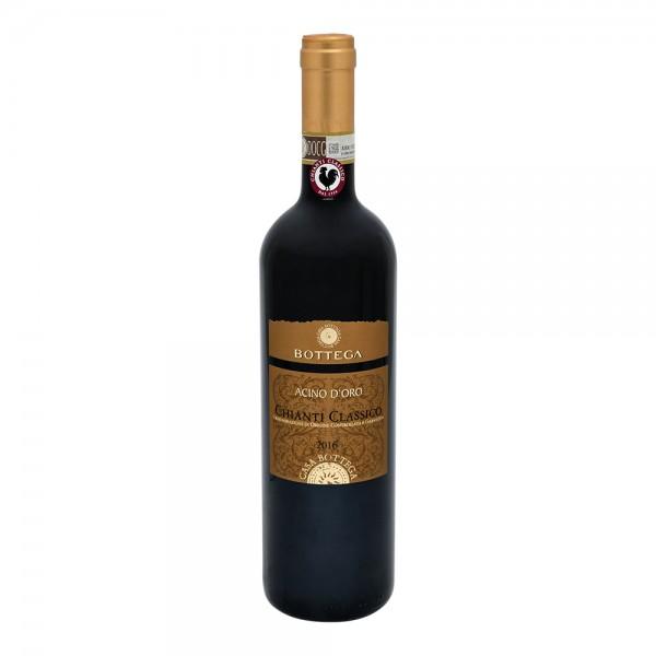 Bottega Acino D Oro Chianti Classico 534759-V001 by Bottega