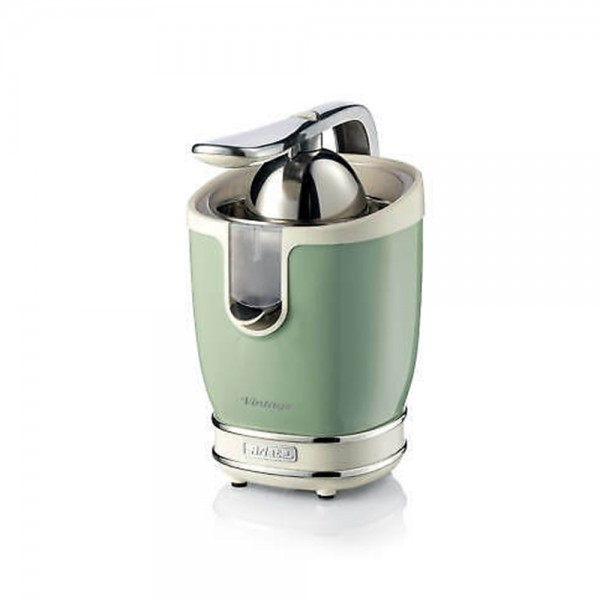 Ariete Vintage Pro Citrus Juicer Green 534804-V001 by Ariete