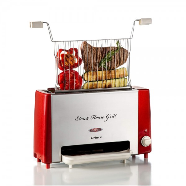 Ariete Vertical Barbecue Grill 1300W 534815-V001 by Ariete