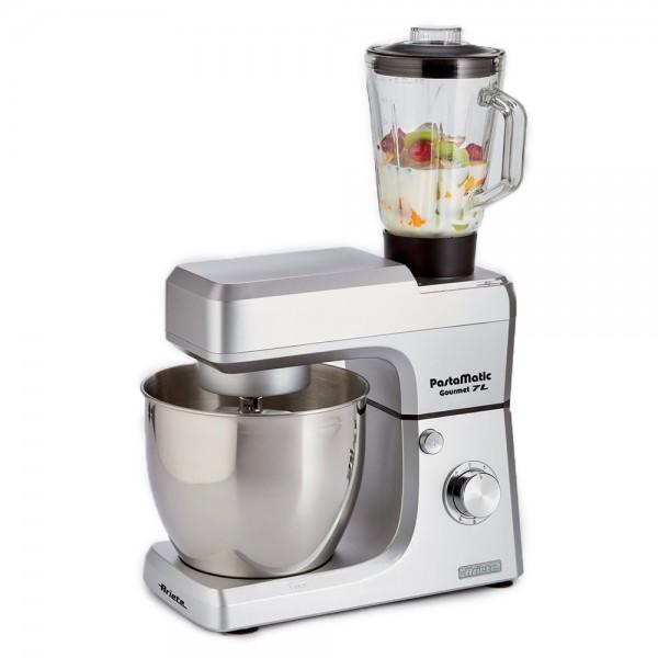 Ariete Kitchen Machine+Blender Silver 2100W 534824-V001 by Ariete