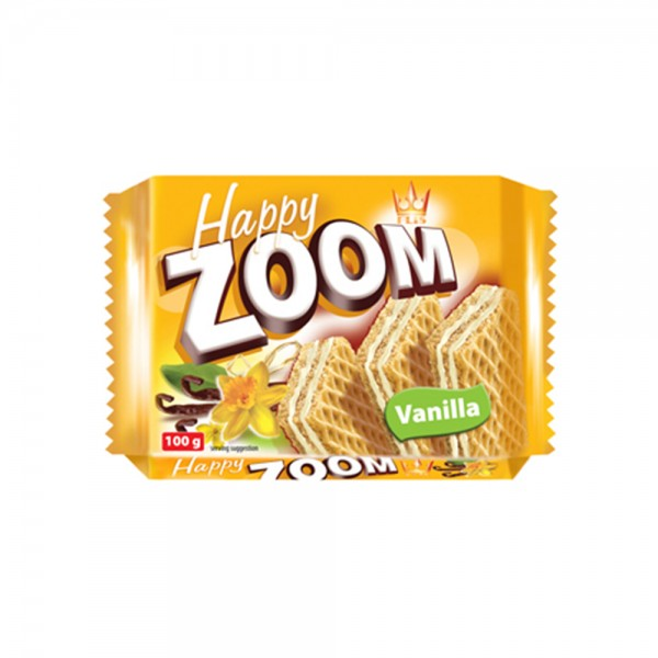 ZOOM VANILLA WAFERS WITH CREAM LAYERS 535027-V001 by Flis Happy